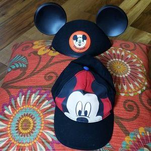 Disney Mickey mouse Hats juniors
